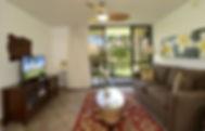 Kamaole Sands #7 livingroom