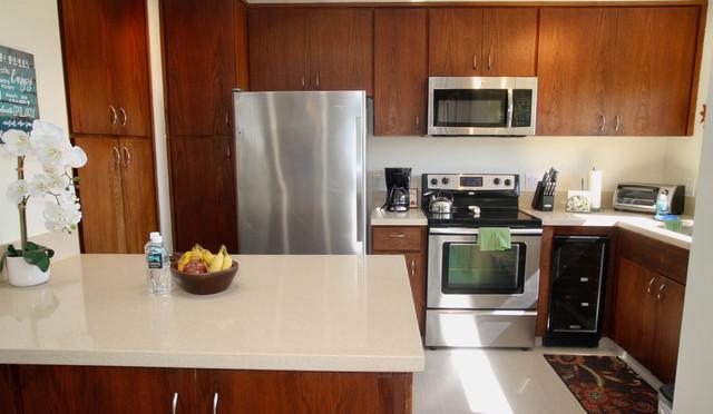 Wailea Ekolu #7 Kitchen