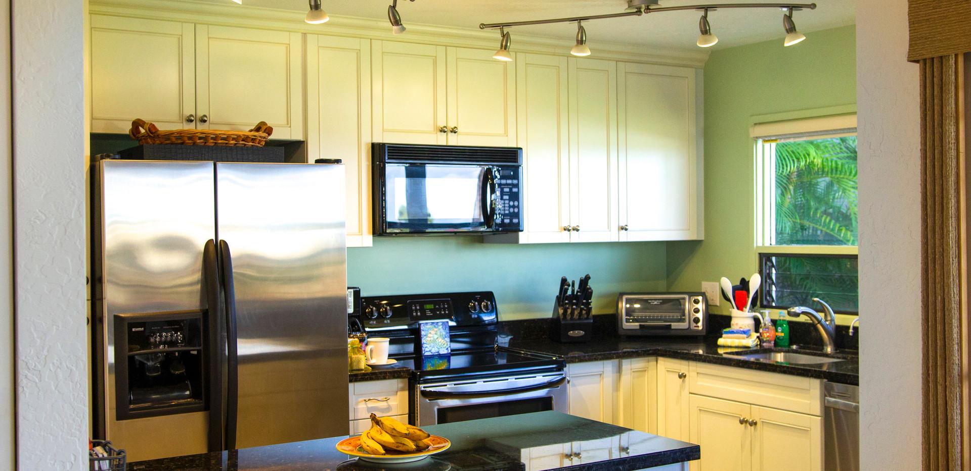 Wailea Ekolu #3 Kitchen