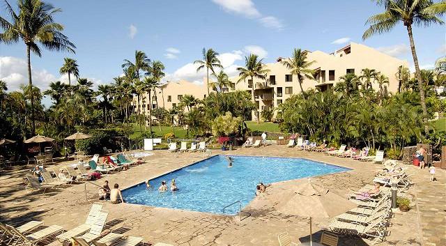 Kamaole Sands #7 Large pool area