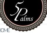 5 PALMS American/Sushi