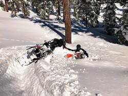 Tahoe backcounty