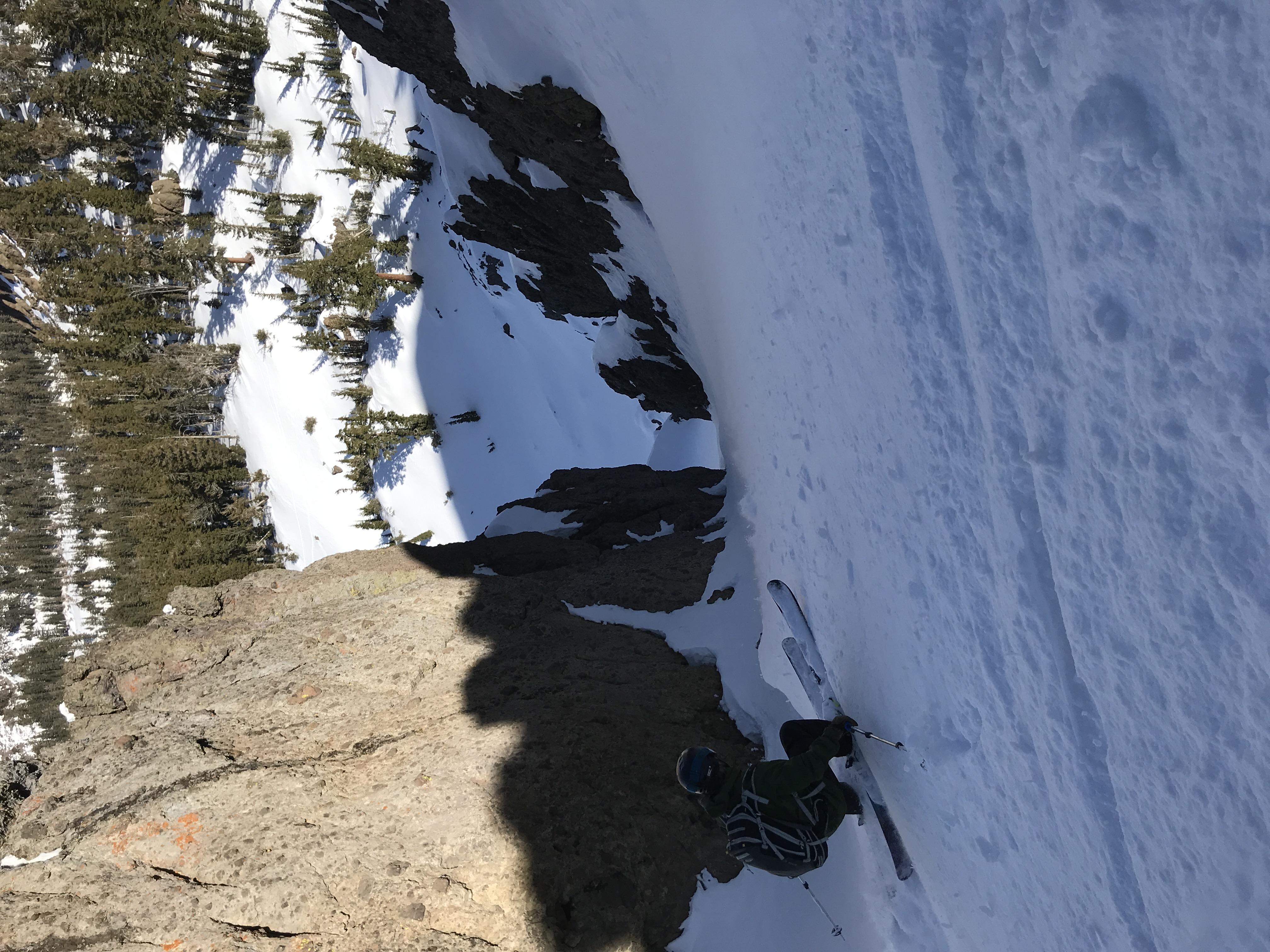 Tahoe backcountry