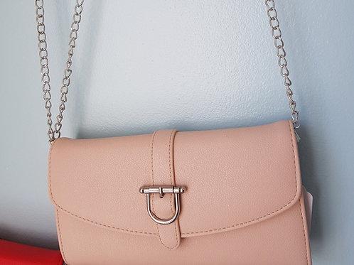 CLUTCH BAG WITH DETACHABLE STRAP