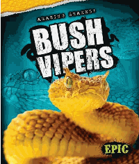 Cougar Review: Bush Vipers by Davy Sweazy