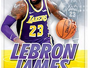 Cougar Book Review: Lebron James