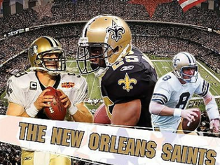 Cougar Book Review: The New Orleans Saints