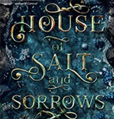 Cougar Audiobook Review: House of Salt and Sorrows by Erin A Craig