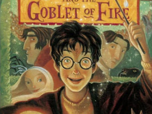 Cougar Book Review: Harry Potter and the Goblet of Fire