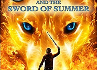 Magnus Chase and the Sword of Summer by Rick Riordon
