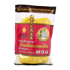 Traditional Long Life Yellow Noodles