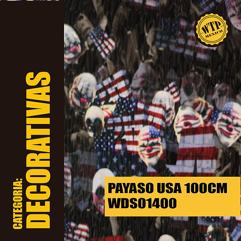 PAYASO USA 100 CM
