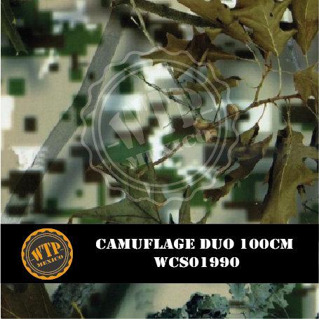 CAMUFLAGE DUO 100 CM