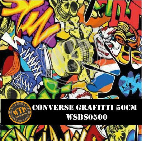 CONVERSE GRAFITTI 50 CM