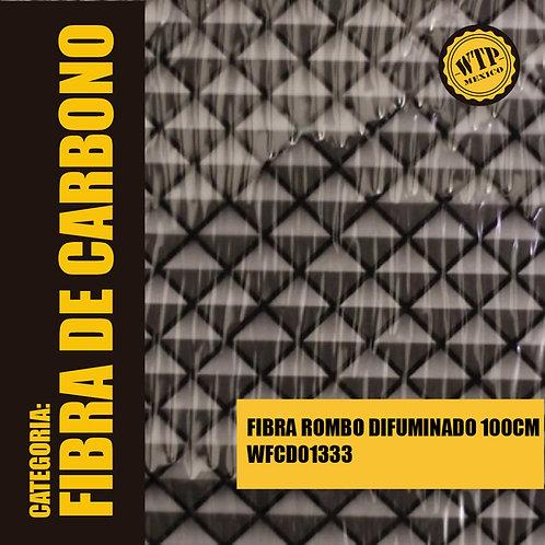 FIBRA ROMBO DIFUMINADO 100 CM
