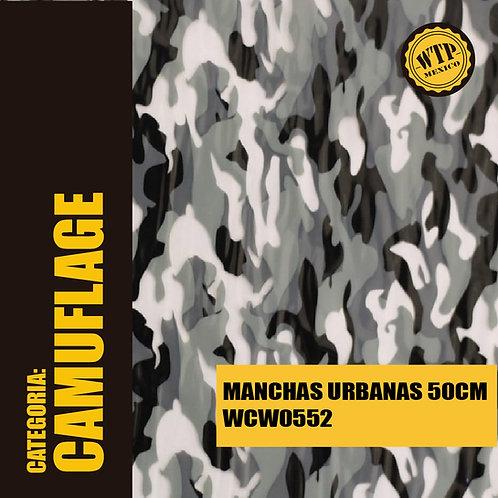 MANCHAS URBANAS 50 CM