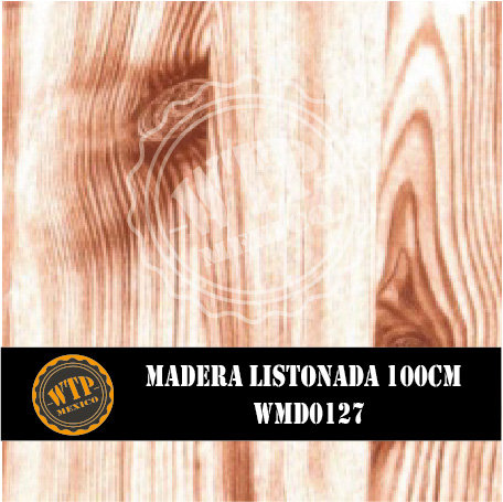 MADERA LISTONADA 100 CM