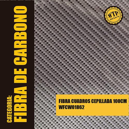 FIBRA CUDROS CEPILLADA 100 CM