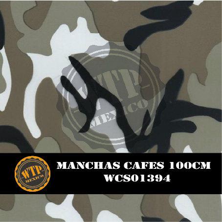 MANCHAS CAFES 100 CM