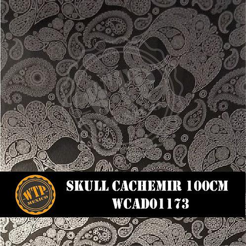 SKULL CACHEMIR 100 CM