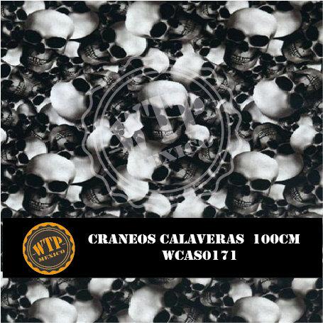 CRANEOS CALAVERAS 100 CM