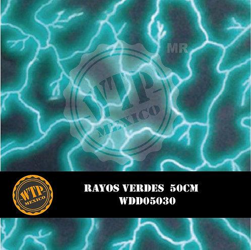 RAYOS VERDES