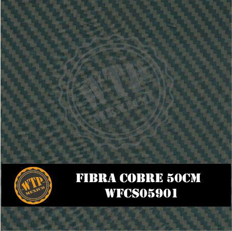 FIBRA COBRE 50 CM