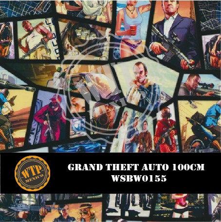 GRAND THEFT AUTO 100 CM