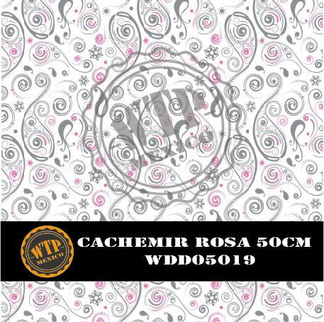 CACHEMIR ROSA 50 CM