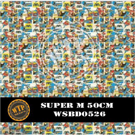SUPER M 50 CM