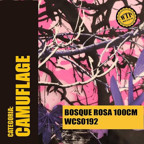BOSQUE ROSA 100 CM