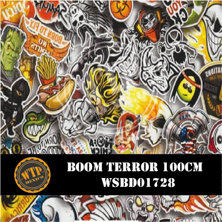 BOOM TERROR 100 CM