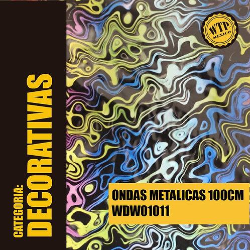 ONDAS METALICAS 100 CM