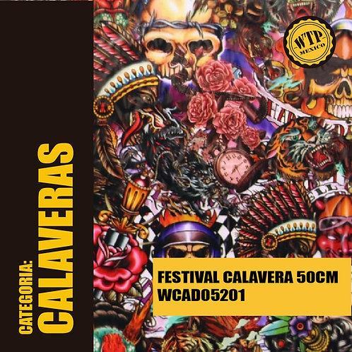 FESTIVAL CALAVERA 50 CM