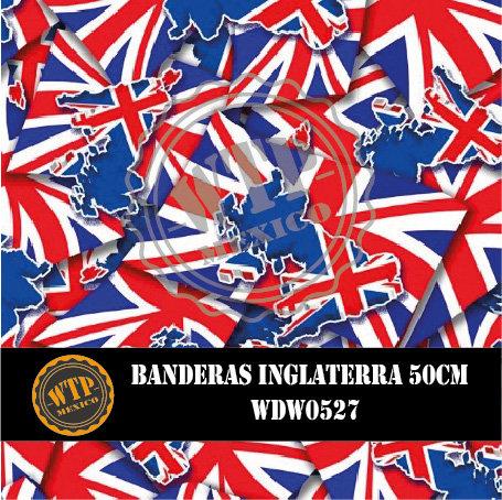 BANDERAS INGLATERRA 50 CM