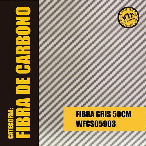 FIBRA GRIS 50 CM