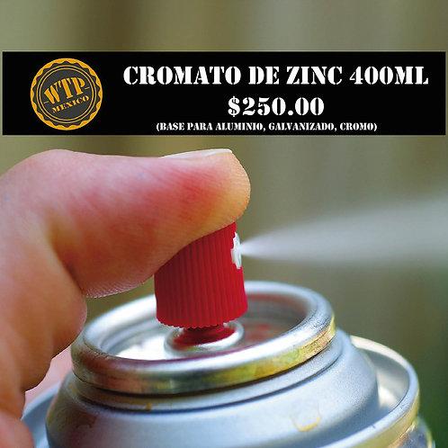 CROMATO DE ZINC EN AEROSOL
