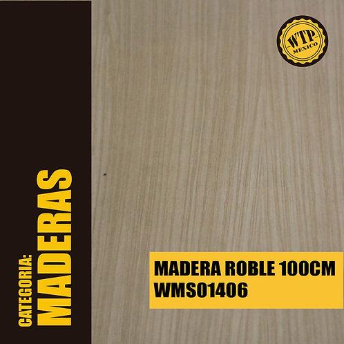 MADERA ROBLE 100 CM