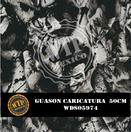GUASON CARICATURA 50 CM