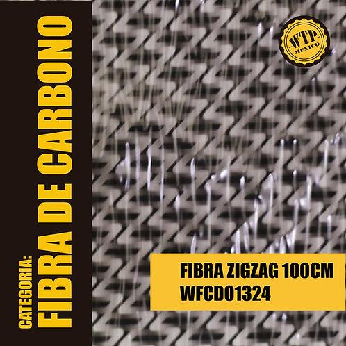 FIBRA ZIG ZAG 100 CM