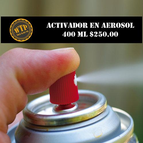 ACTIVADOR EN AEROSOL