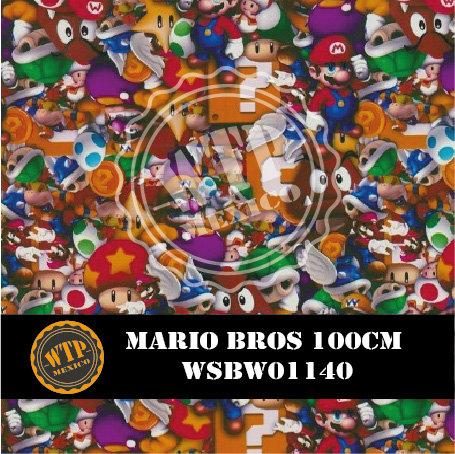 MARIO BROS 100 CM