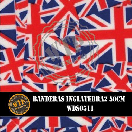 BANDERAS INGLATERRA 2 50 CM