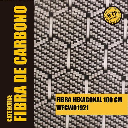 FIBRA HEXAGONAL 100 CM