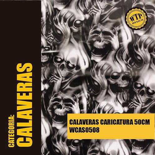 CALAVERAS CARICATURA 50 CM