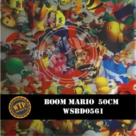 BOOM MARIO 50 CM