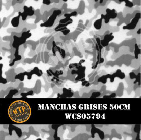 MANCHAS GRISES 50 CM