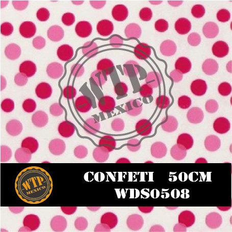 CONFETI 50 CM
