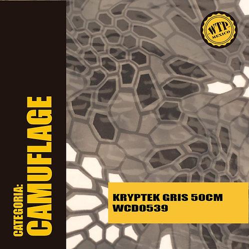 KRIPTEXK GRIS 50 CM
