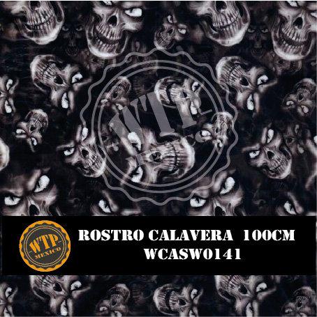 ROSTRO CALAVERA 100 CM